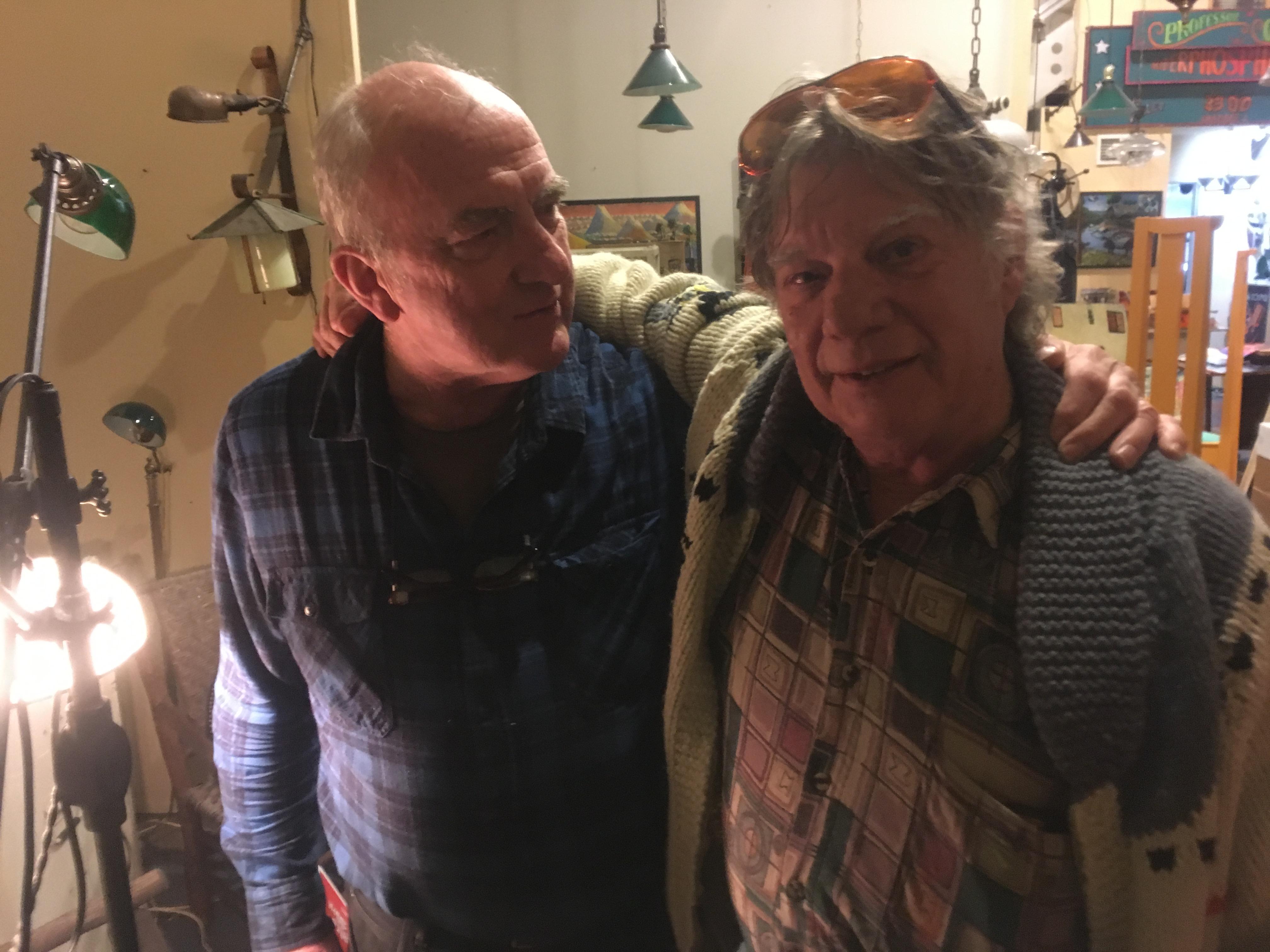 Jack Gunter and John Ringen: Camano Island Master Artists
