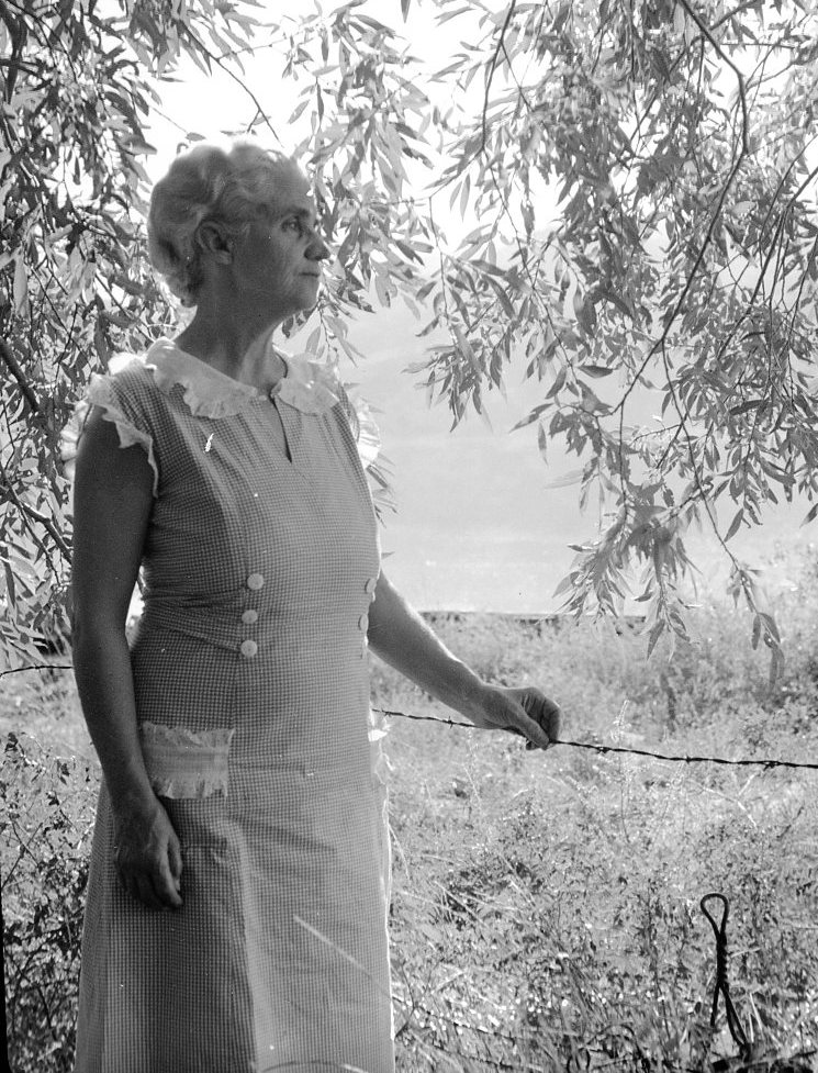 Remembering Fanny, the Matriarch of our family of artists