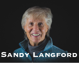 Meet Vintage Watercolorist Sandy Langford: Artist in Community