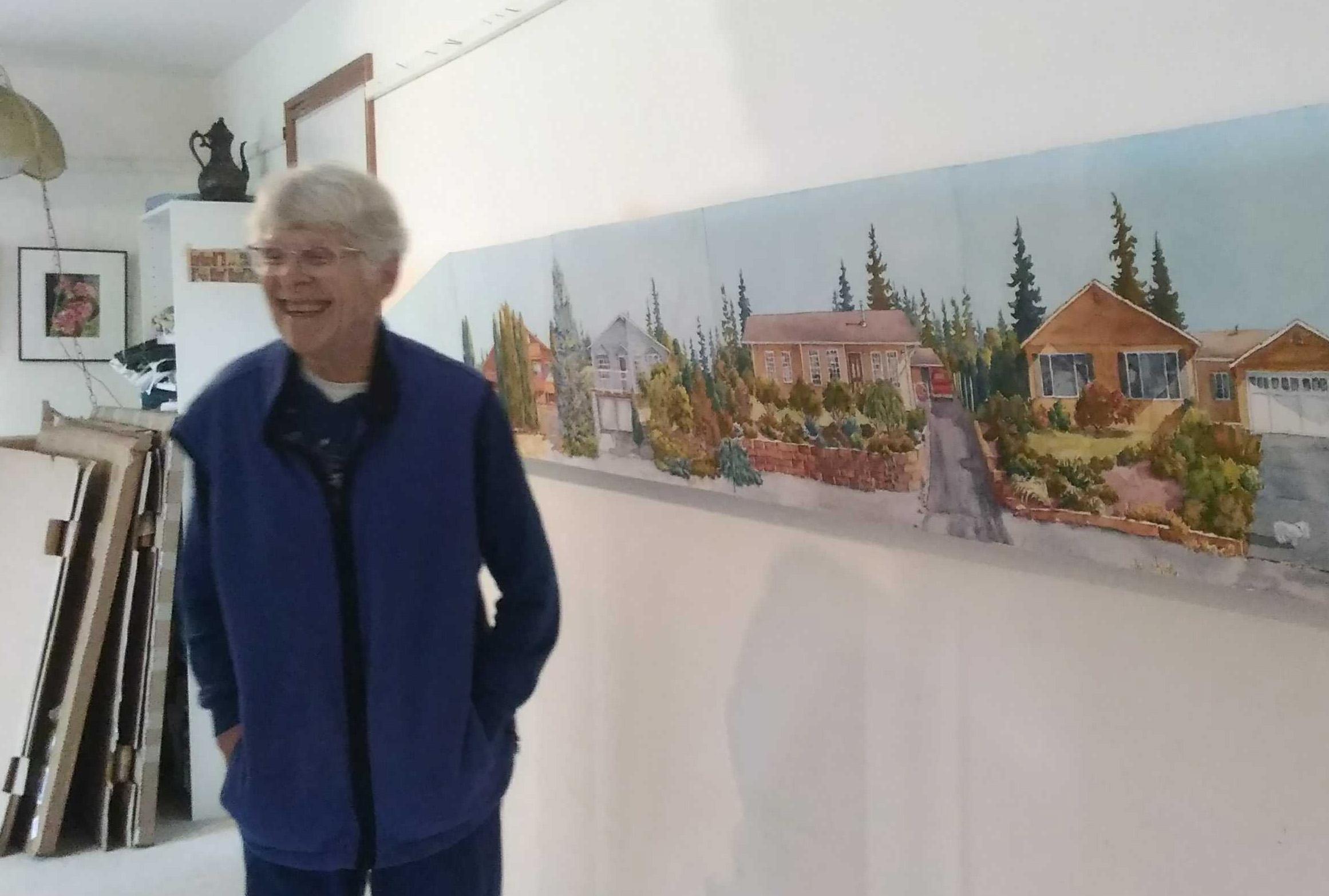 Meet Guest Artist Liz Hamlin