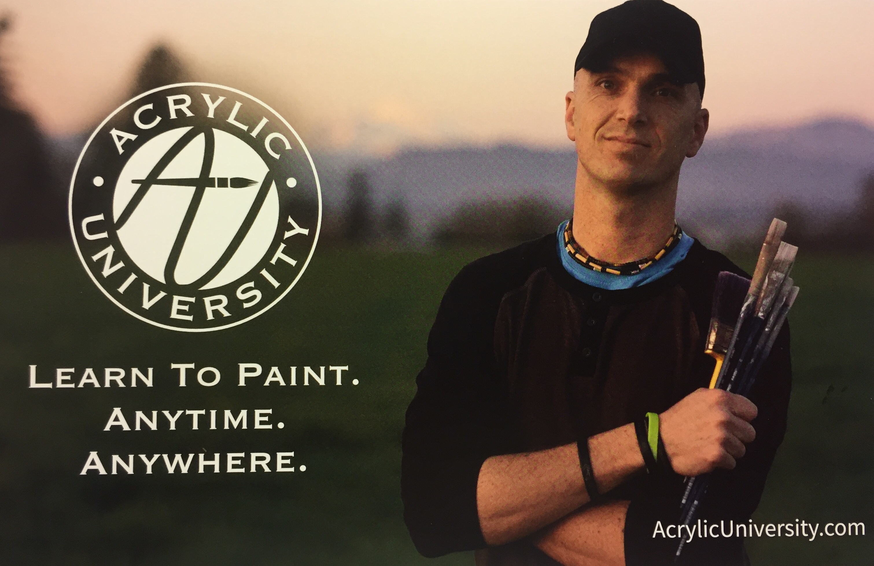 Acrylic University Launches