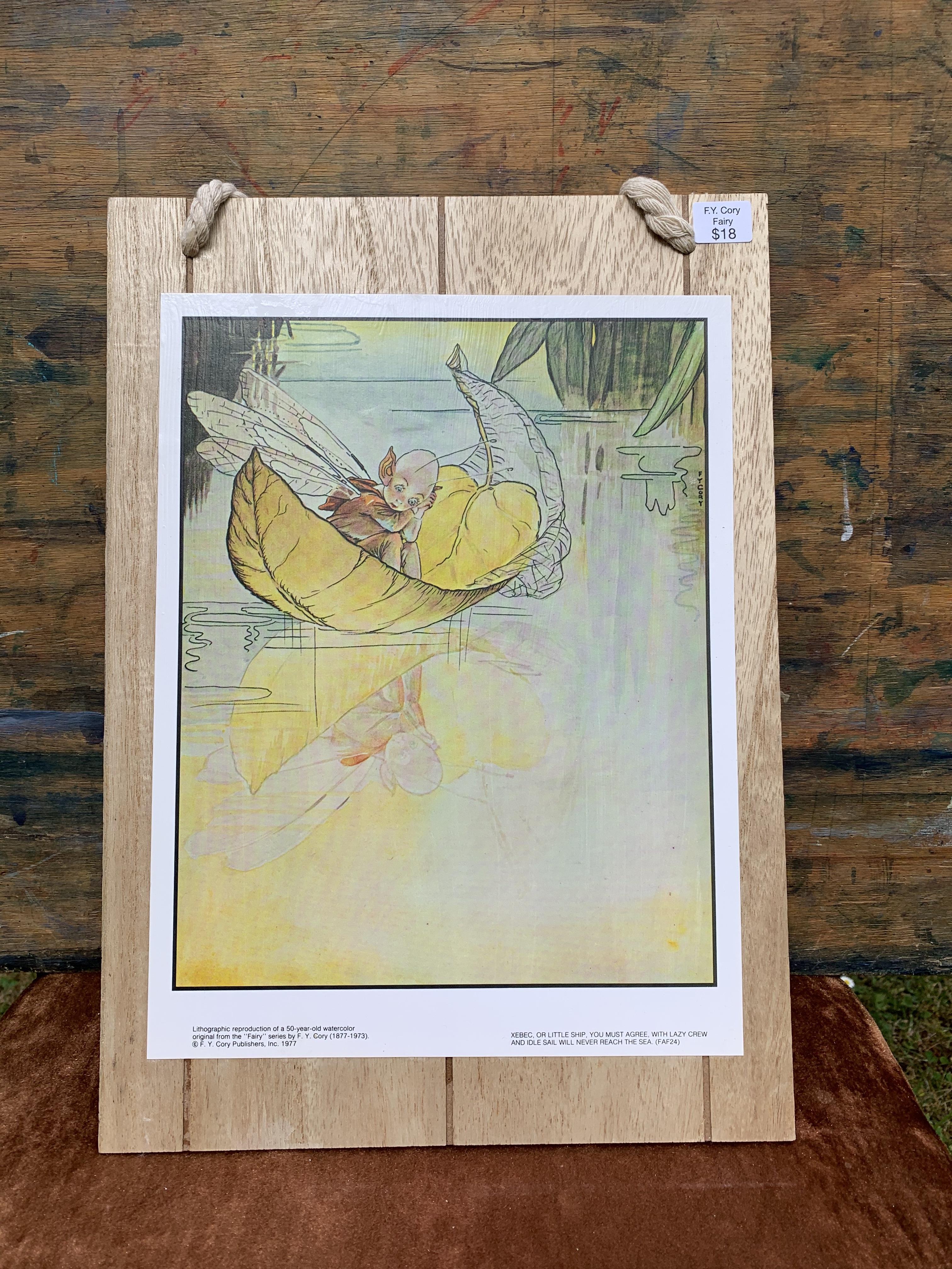 Fairy Board Large – Xebec