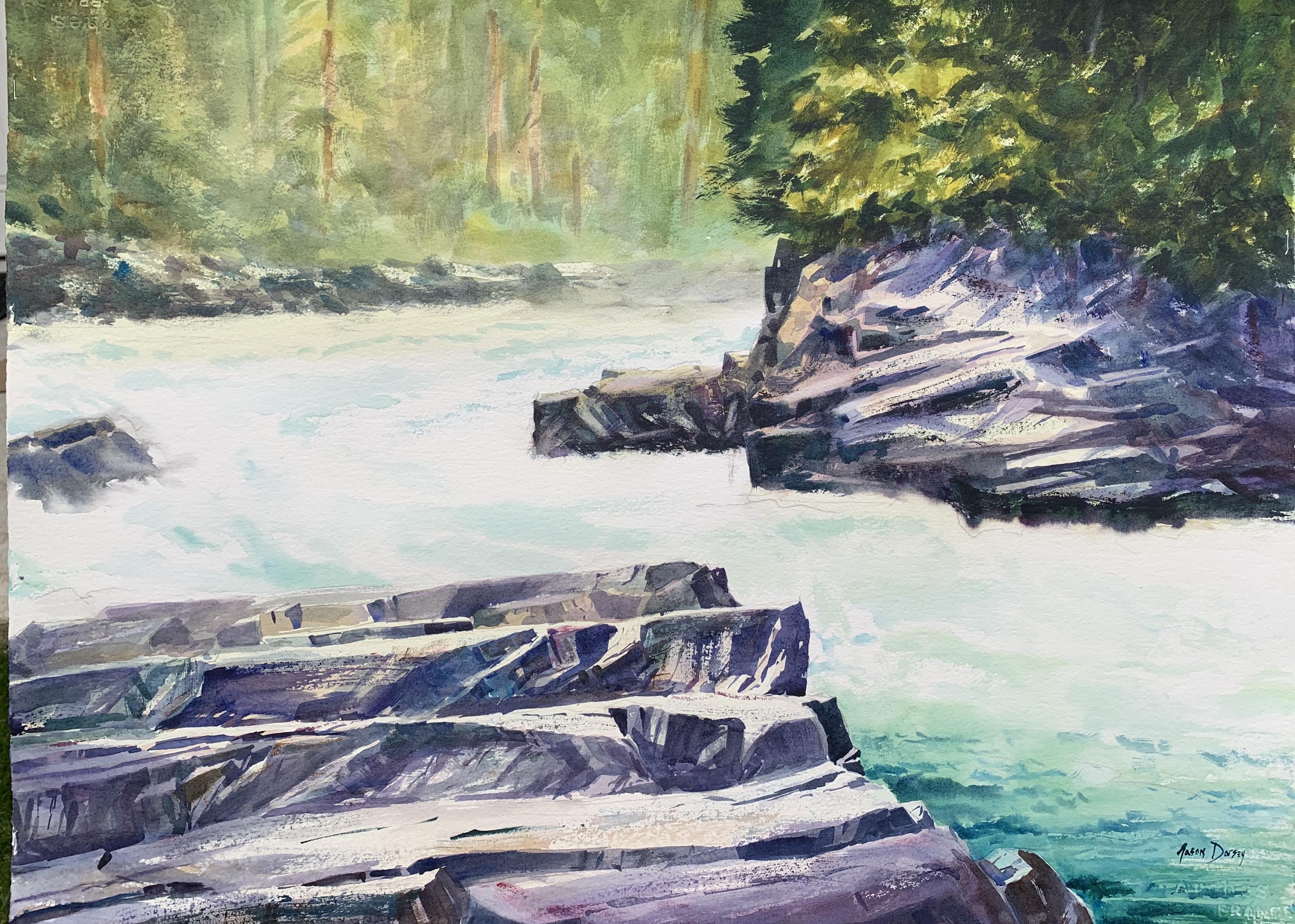 Skykomish Rapids