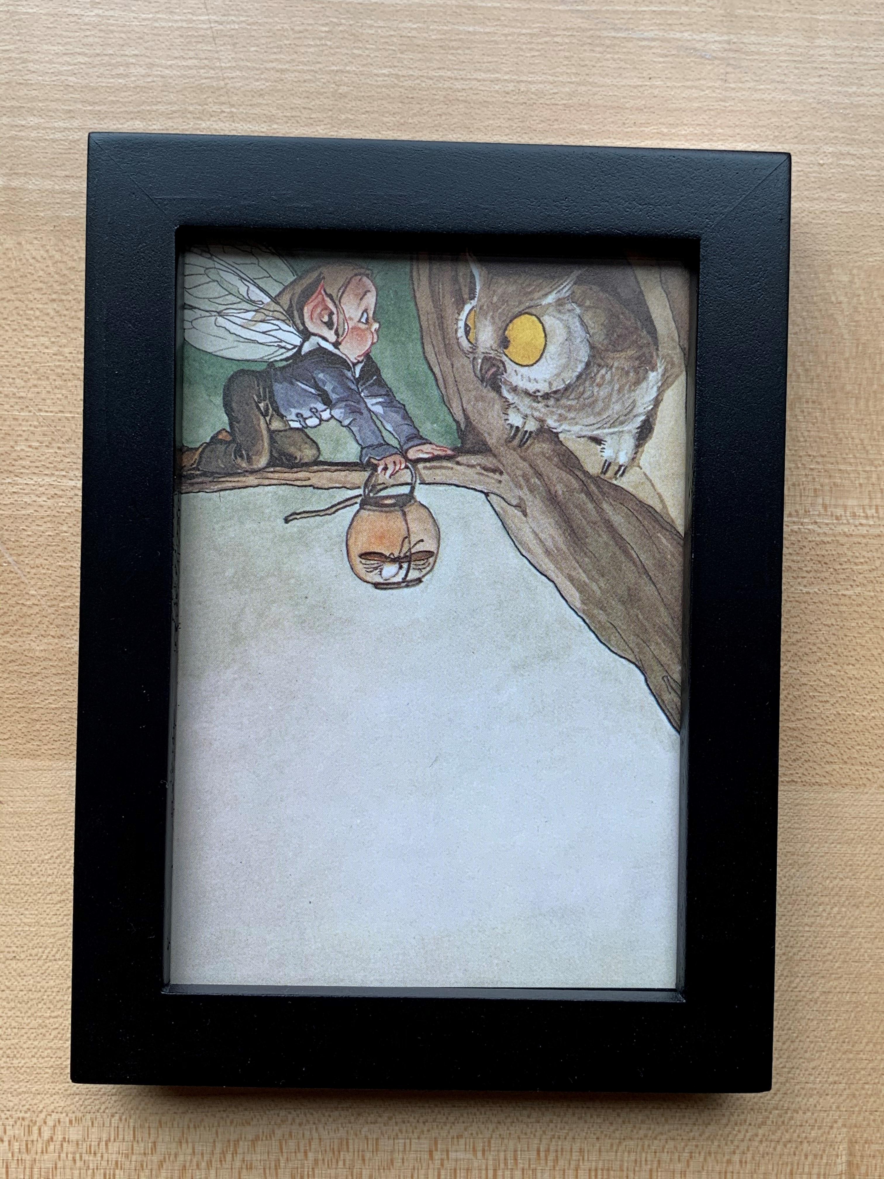 Fairy Card Frame – Pixy
