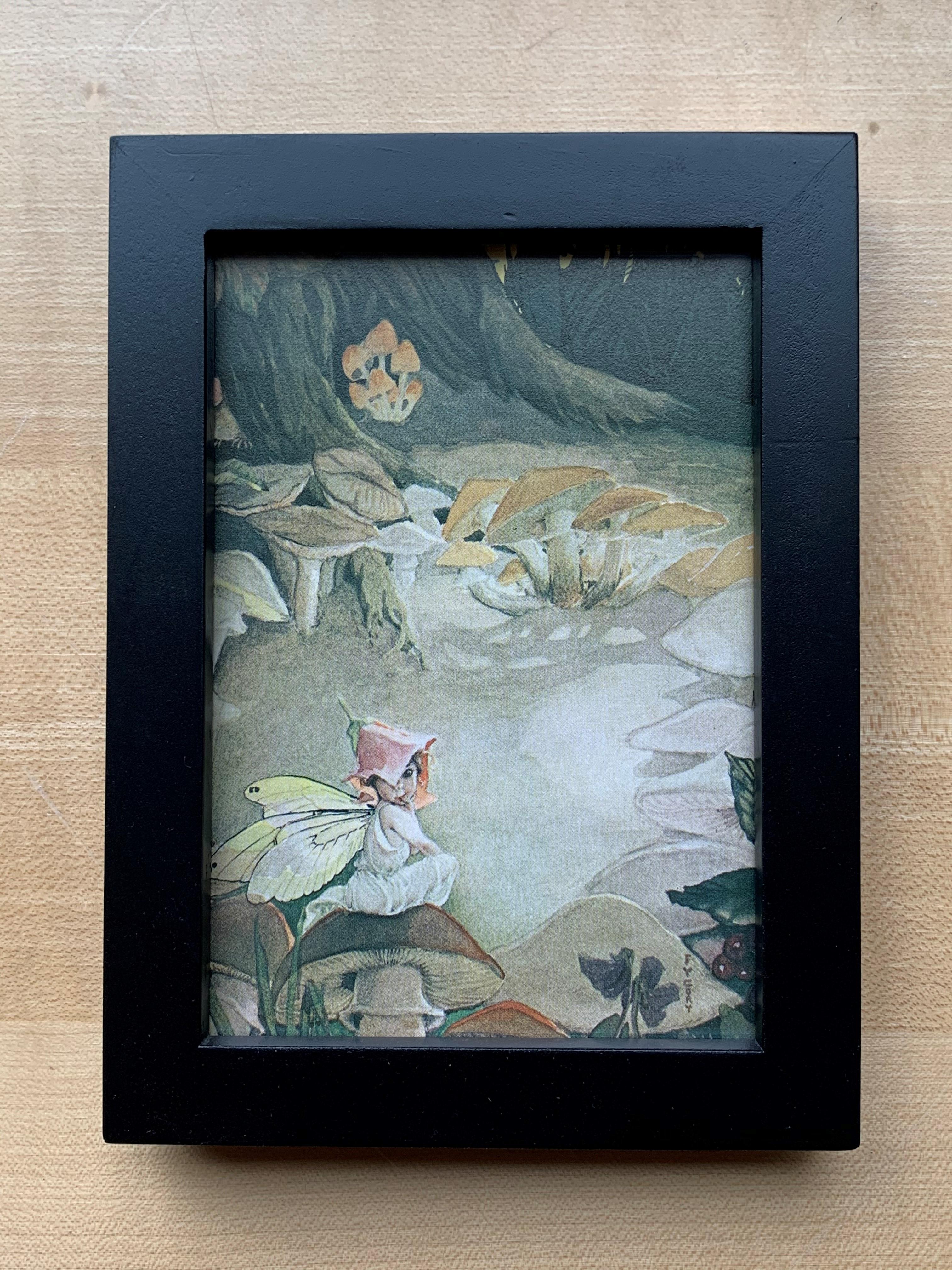 Fairy Card Frame – Fairy Ring