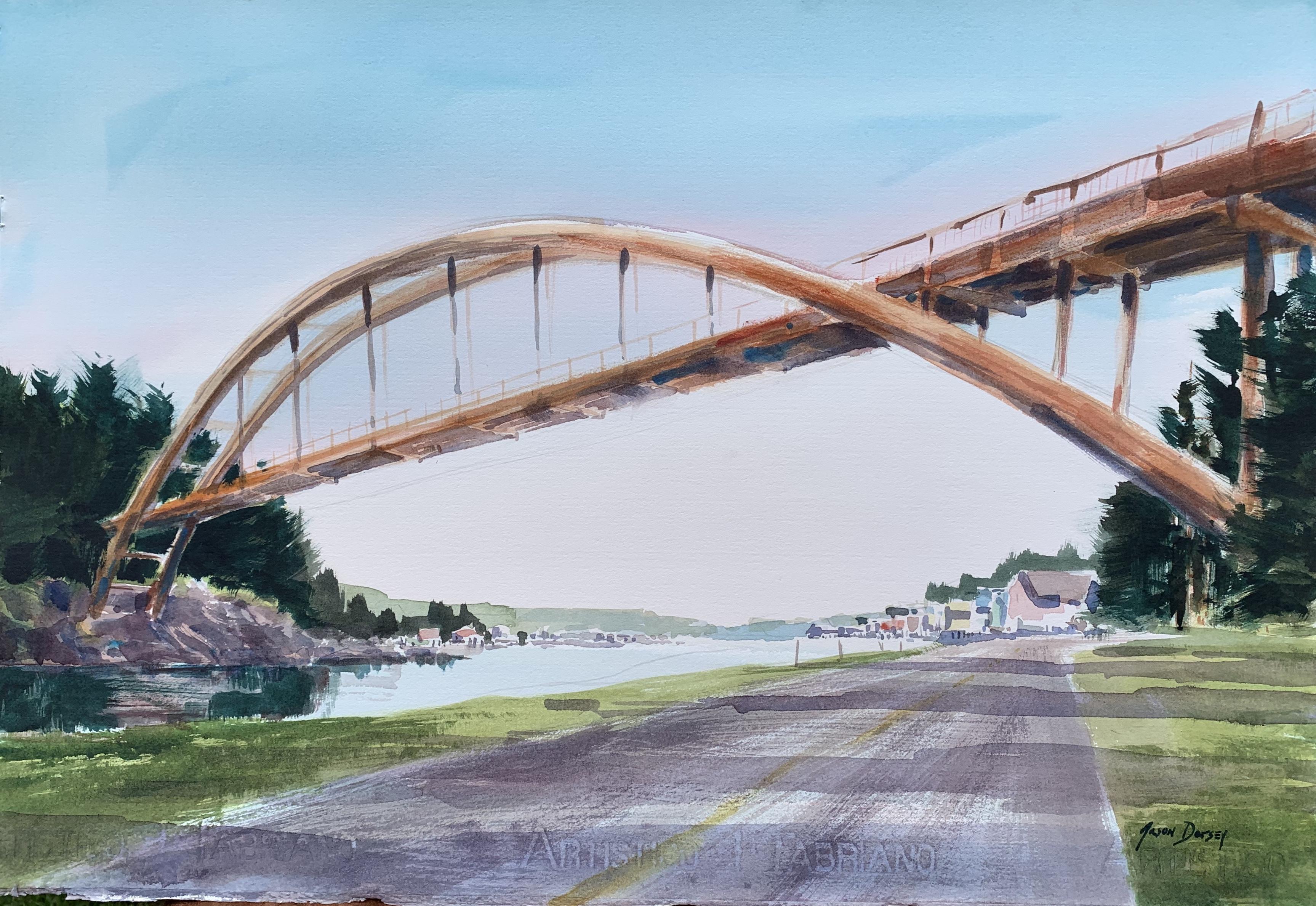 La Connor's Bridge #1
