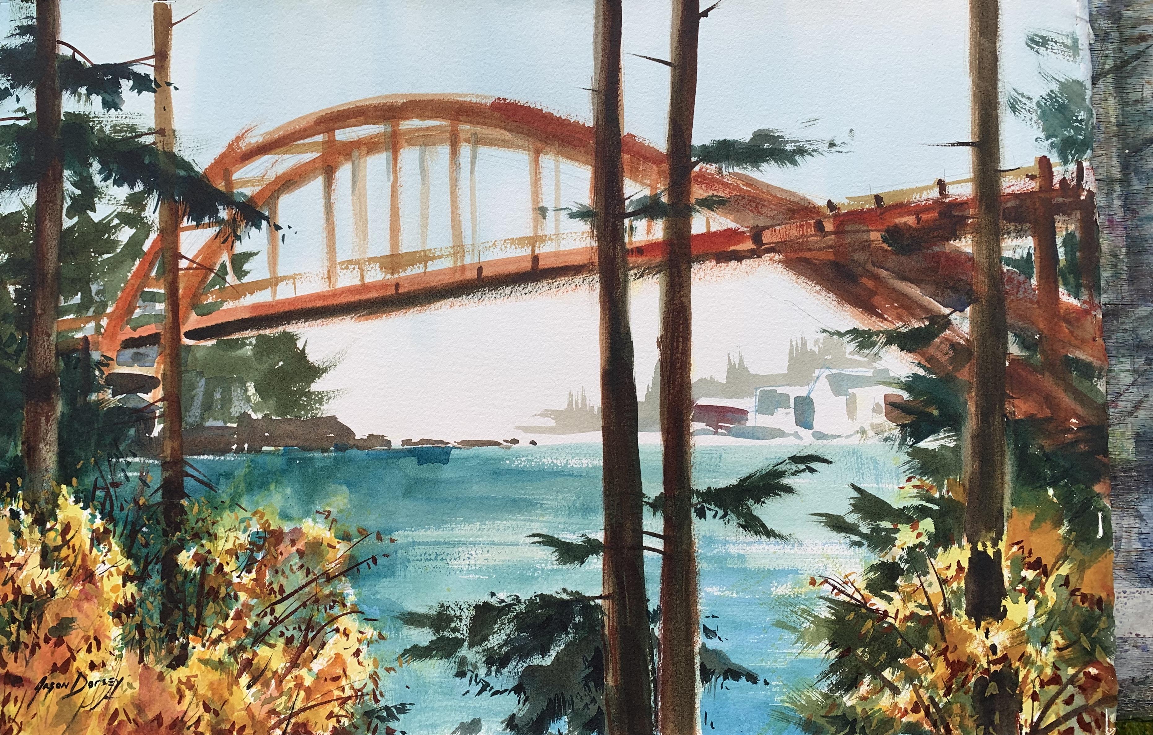La Connor's Bridge #2