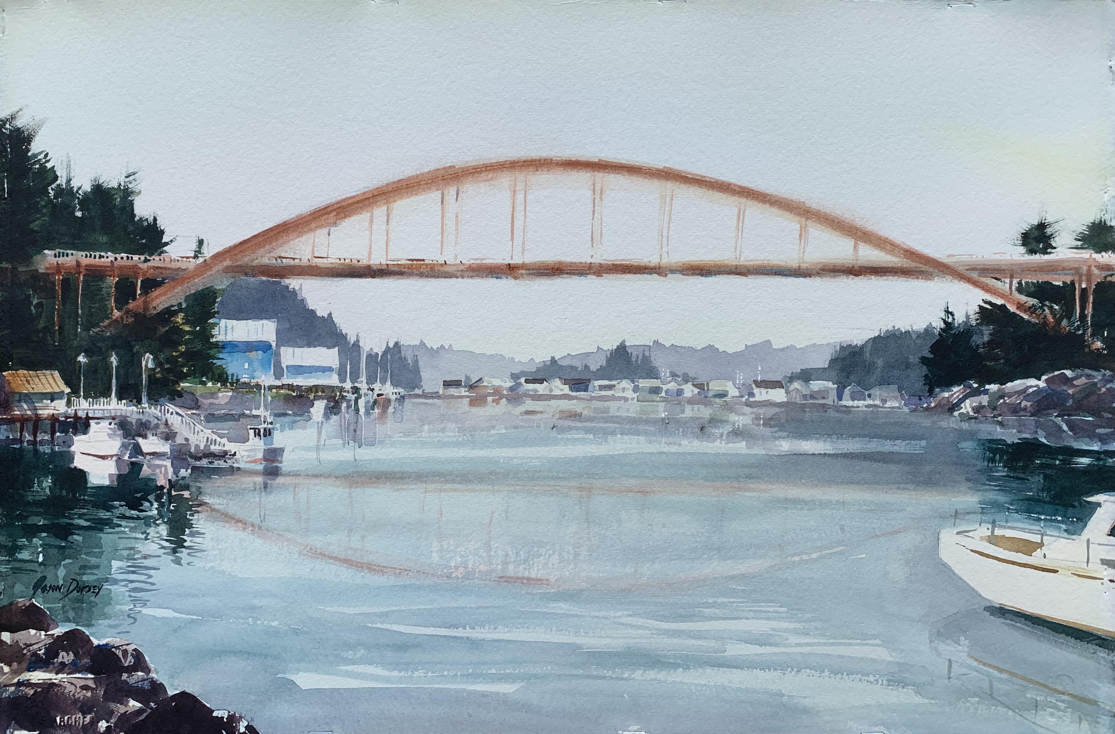 La Connor's Bridge #3