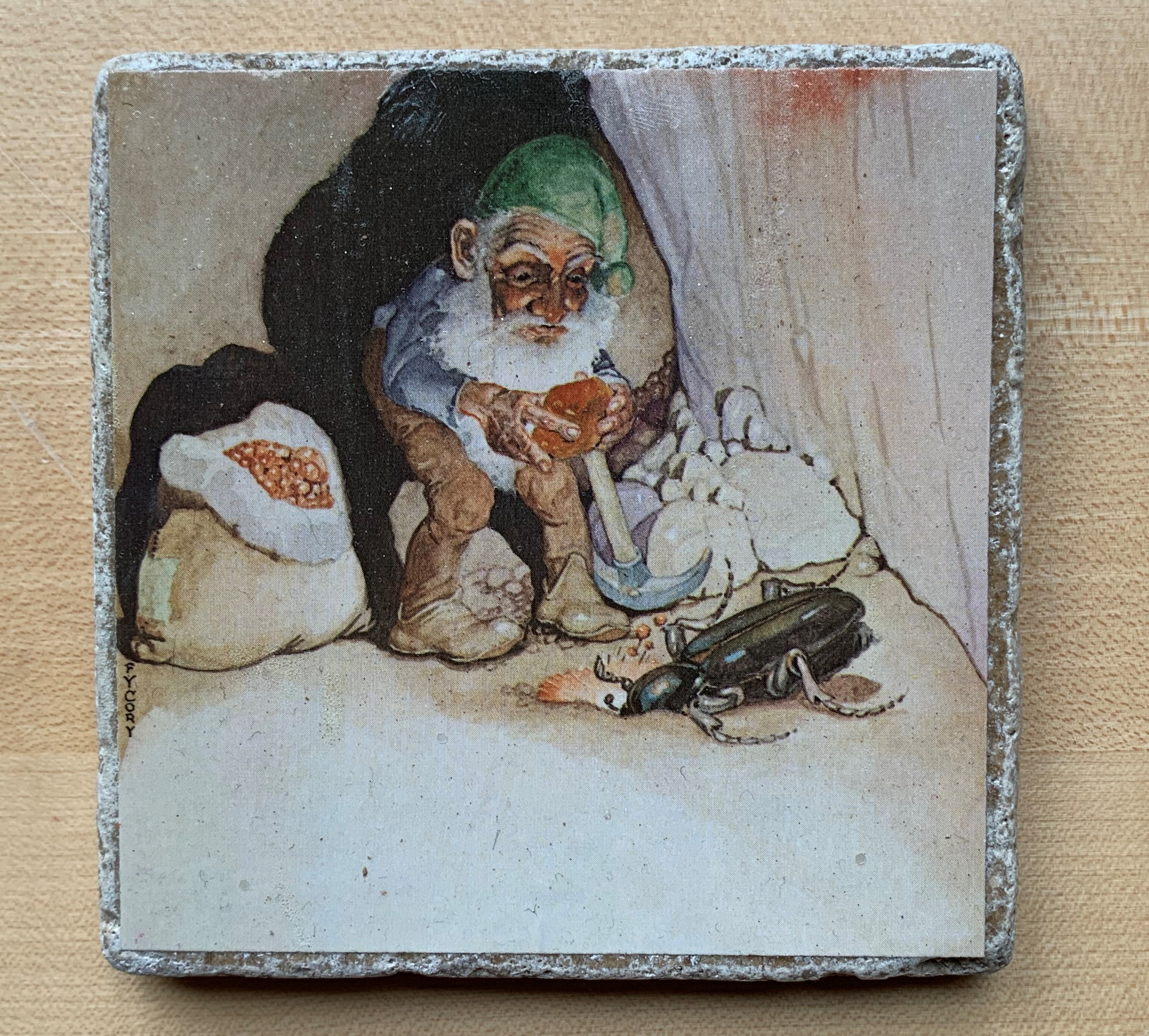 Fairy Coaster – Gnome