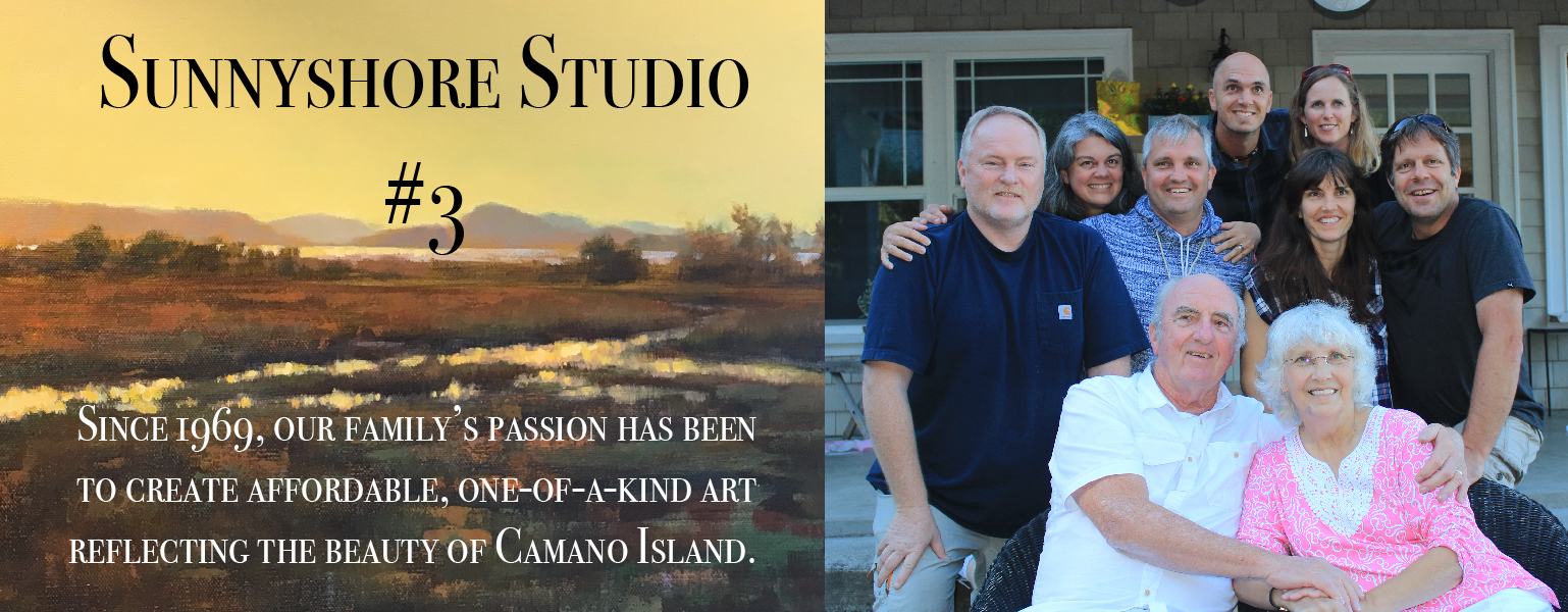 Camano Art Association Studio Tour 2021