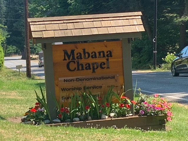 Mabana Chapel (1): history of the little church on the hill